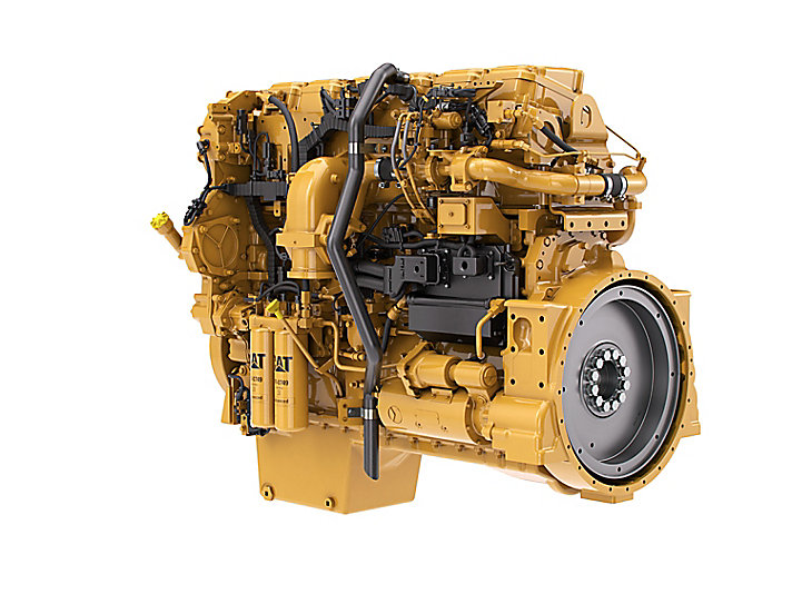 The Cat C15 Continues To Be A Heavy Duty Engine Of Choice